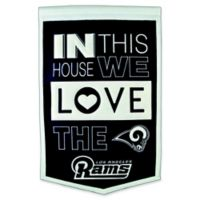 NFL Los Angeles Rams Home Banner