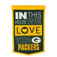 NFL Green Bay Packers Home Banner