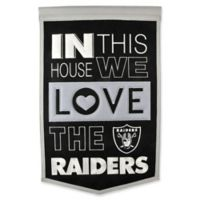NFL Oakland Raiders Home Banner