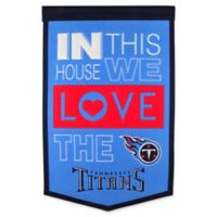 NFL Tennessee Titans Home Banner