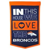 NFL Denver Broncos Home Banner