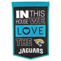 NFL Jacksonville Jaguars Home Banner