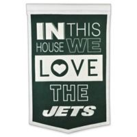 NFL New York Jets Home Banner