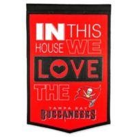 NFL Tampa Bay Buccaneers Home Banner