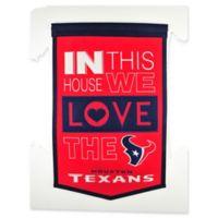 NFL Houston Texans Home Banner