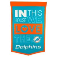 NFL Miami Dolphins Home Banner