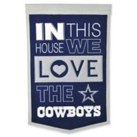 NFL Dallas Cowboys Home Banner