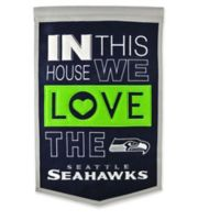 NFL Seattle Seahawks Home Banner