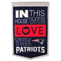 NFL New England Patriots Home Banner