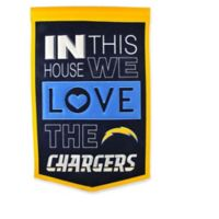 NFL San Diego Chargers Home Banner