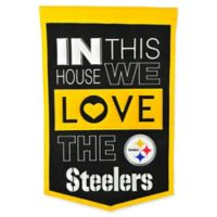 NFL Pittsburgh Steelers Home Banner