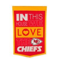 NFL Kansas City Chiefs Home Banner