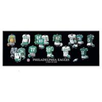 NFL Philadelphia Eagles Legacy Uniform Plaque