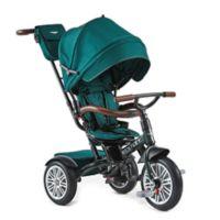 Bentley 6-in-1 Stroller Trike in Green