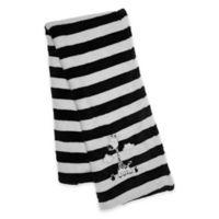 Baby Lounge Giraffe Swaddle Blanket in Black/White