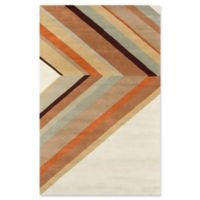 Novogratz Collection Ultralight 3'6 x 5'6 Hand-Tufted Area Rug in Brown