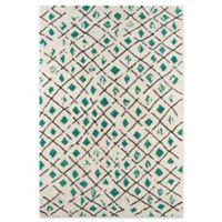 Novogratz Tallulah 9' x 12' Hand-Woven Area Rug in Green
