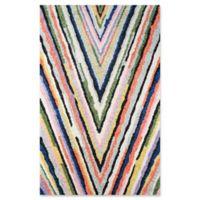 Novogratz Notch 5' x 7'6 Multicolor Area Rug