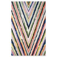 Novogratz Notch 7'6 x 9'6 Multicolor Area Rug