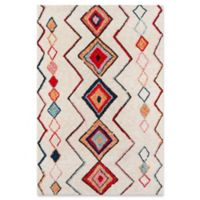 Novogratz Olivia 7'6 x 9'6 Hand-Tufted Multicolored Area Rug