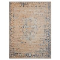 Kathy Ireland® Home Malta 5'3 x 7'7 Area Rug in Taupe