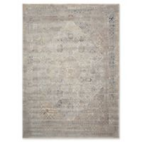 Kathy Ireland® Home Malta 9' x 12' Area Rug in Ivory/Blue