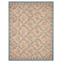 ECARPETGALLERY Tapestry 11' X 14' Woven Area Rug in Ivory
