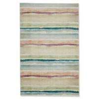 "Mohawk Seaside Stripe 3'9"" x 5' Area Rug"