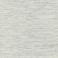 Roommates® Grasscloth Peel & Stick Wallpaper in Grey