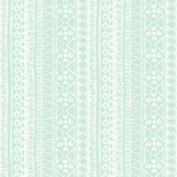 Roommates® Peel & Stick Tribal Wallpaper in Teal