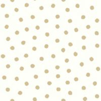 Roommates® Peel & Stick Small Dotted Wallpaper in Gold