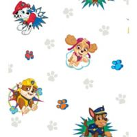 RoomMates® Nickelodeon™ Paw Patrol Peel & Stick Wallpaper in Blue/Red