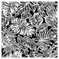 RoomMates® Tropical Leaf Peel & Stick Wallpaper in Black