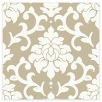 RoomMates® Damask Peel & Stick Wallpaper in Gold