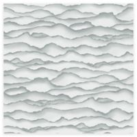 RoomMates® Singed Peel & Stick Wallpaper in Grey