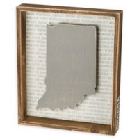 Primitives by Kathy® 12-Inch x 10-Inch Indiana Wood Wall Art