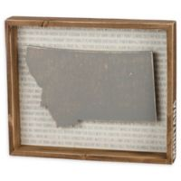Primitives by Kathy® 12-Inch x 10-Inch Montana Wood Wall Art