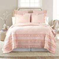 Levtex Home Nadya Twin Quilt Set in Blush