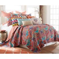 Levtex Home Sarina Twin Quilt Set