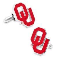 University of Oklahoma Cufflinks