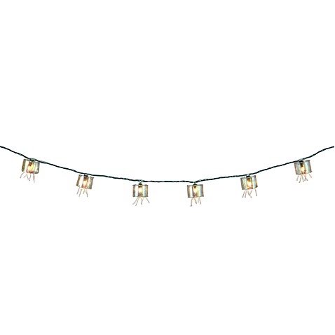 Chandelier String Lights (Set of 10)