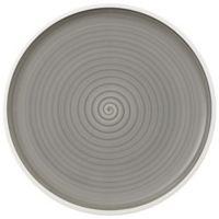 Villeroy & Boch Manufacture Gris Buffet Plate