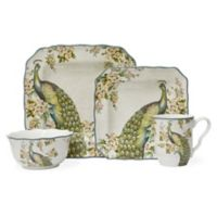 222 Fifth Empress Garden 16-Piece Dinnerware Set