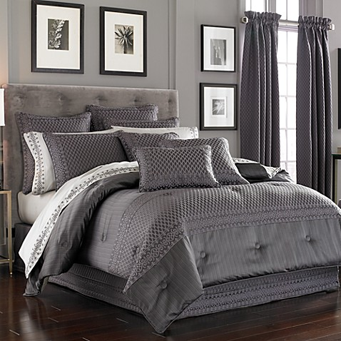 J queen new york bohemia comforter set bed bath beyond - Bed bath and beyond bedroom furniture ...