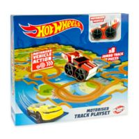 Hot Wheels™ Motorized Track Play Set