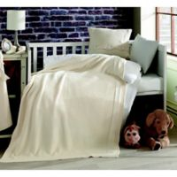 Nipperland® Venice Natural 6-Piece Crib Bedding Set in Cream