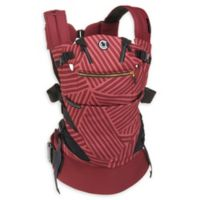 Contours® Journey 5-in-1 Baby Carrier in Burgundy/Pink