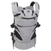 Contours® Journey 5-in-1 Baby Carrier in Grey/Black