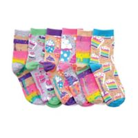 Cupcake One-Size 6-Pack Smelly Socks