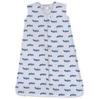 Hudson Baby® Size 0-6M Wingman Sleeping Bag in Blue